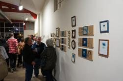 Cyanotypes and Drawings by Chris Dorn